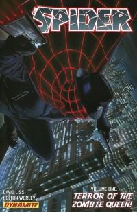 Spider TP (Dynamite)  Terror o/t Zombie Queen