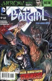 Batgirl V4 #17