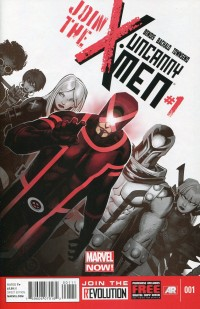 Uncanny X-Men V3 #1