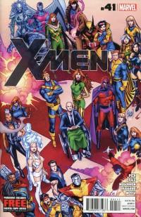 X-Men V3 #41