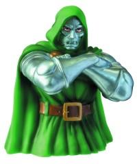 Marvel Bank Dr Doom Bust