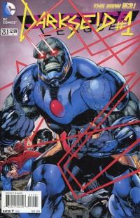 Justice League #23.1  Darkseid