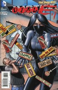 Justice League #23.3  Dial E