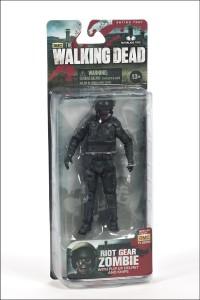 Walking Dead AF S4 Riot Gear Zombie