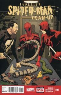 Superior Spider-Man Team  Up #9