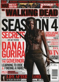 Walking Dead Magazine #7  Newsstand