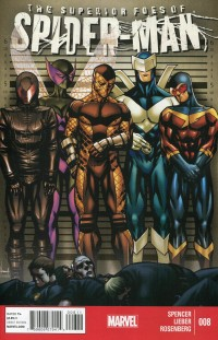 Superior Foes of  Spider-Man #8