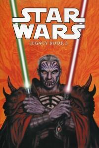 Star Wars Legacy HC V3