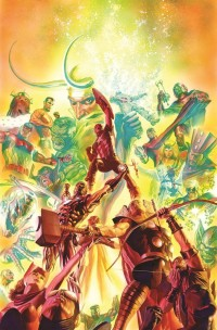 Poster Avengers #25 by Alex Ross