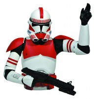 Star Wars Bank Commander  Thire Bust