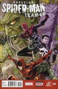 Superior Spider-Man Team  Up #10