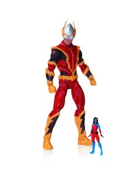 DC Direct Super Villains  Johnny Quick and Atomica