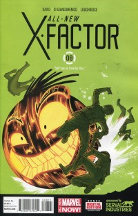 All New X-Factor #8