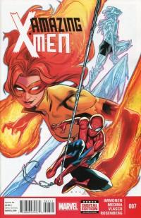 Amazing X-Men V2 #7