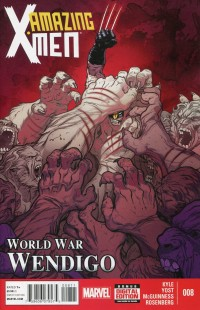 Amazing X-Men V2 #8