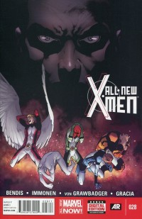 All New X-men #28