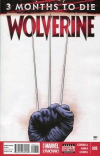 Wolverine V5 #8