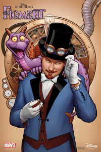 Marvel Poster Figment