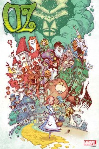 Marvel Poster Oz Omnibus  by Young