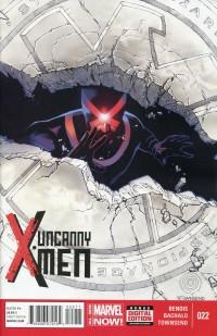 Uncanny X-Men V3 #22