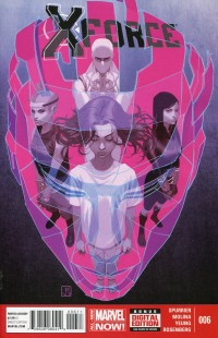 X-Force V4 #6