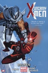 Uncanny X-Men TP Now V2 Broken