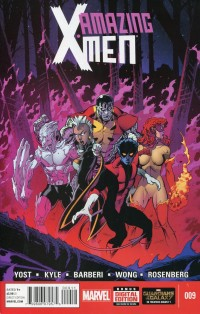 Amazing X-Men V2 #9