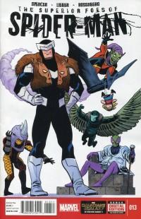 Superior Foes of  Spider-Man #13