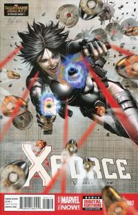 X-Force V4 #7