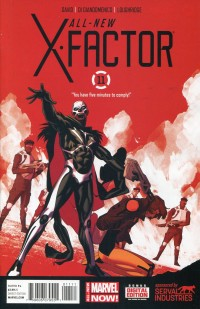 All New X-Factor #11