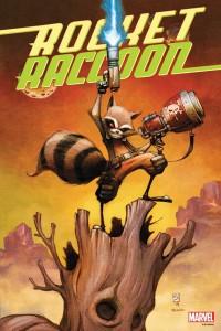Marvel Poster Rocket  Raccoon