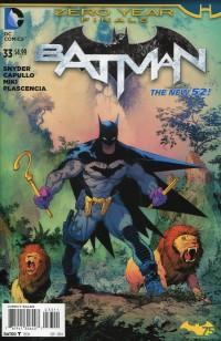 Batman V2 #33