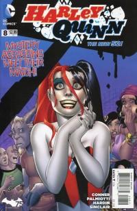 Harley Quinn V2 #8 CVR A