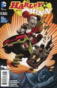 Harley Quinn V2 #8 CVR B  Batman 75th
