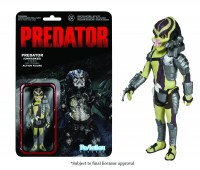Reaction Predator Closed  Mouth Predator