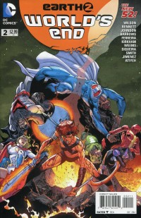 Earth 2 Worlds End #2