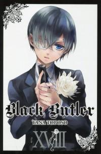 Black Butler GN V18