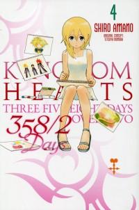 Kingdom Hearts GN 358/2 Days V4
