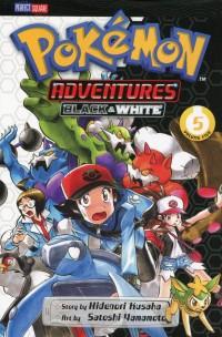 Pokemon GN Adventures B&W V5