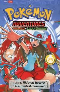 Pokemon GN Adventures V25 Firered Leafgreen