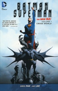 Batman Superman TP V1 Cross World