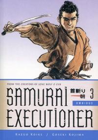 Samurai Executioner TP  Omnibus V3
