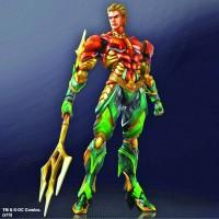 DC Play Arts AF JLA Aquaman Variant