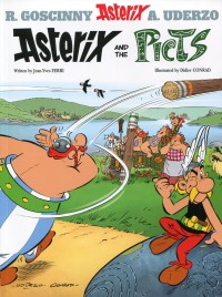 Asterix and the Picts SC
