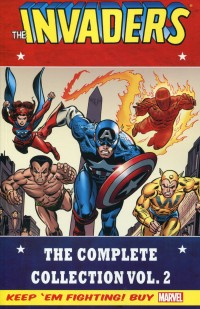 Invaders TP Classic V2  Complete Collection