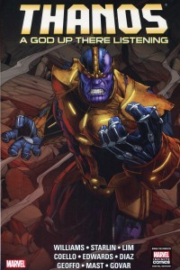 Thanos HC God Up There  Listening