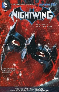Nightwing TP New 52 V5  Setting Son