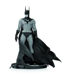 DC Statue Batman B&W  by Michael Turner