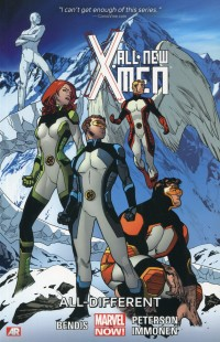 All New X-men TP V4 All Different