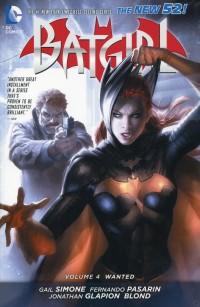 Batgirl TP New 52 V4  Wanted